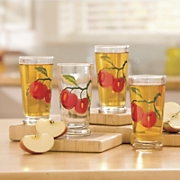 Glasses, Apple Set...