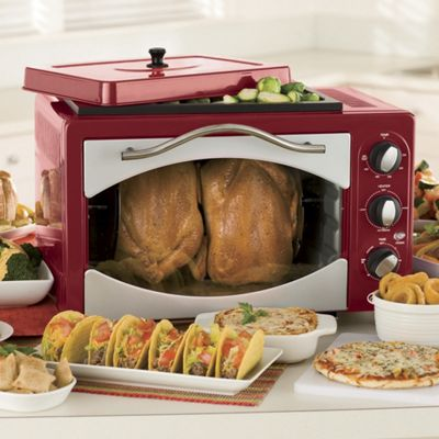 Ginny's 10-in-1 Everything Oven
