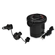 quick fill electric pump