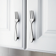 Set Of 4 Flatware Cabinet Handles