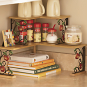 Apple Corner Shelf
