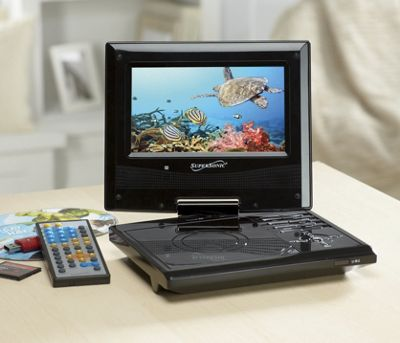DVD Player, Portable