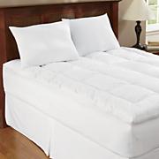 Sensorpedic Gel Fiberbed with Pillows