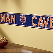 Nfl Street Sign Man Cave