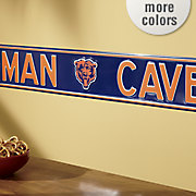 Nfl Street Sign Man Cave
