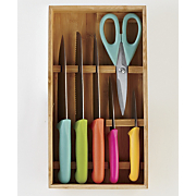 Ingrid Hoffmann 7-Piece Knife Set