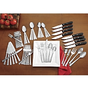 53-Piece Hartsel Flatware Set