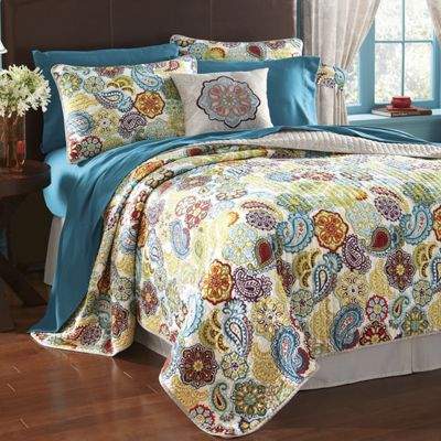 Tamil Bedding and Window Treatments
