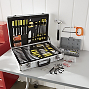 tool set with case 390 pc