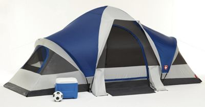 3-Room Wyoming Tent