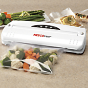 vacuum sealer and bags by nesco