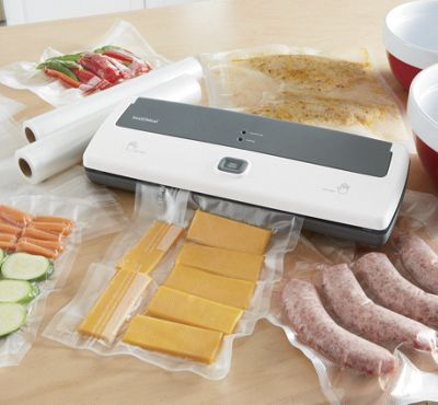 Seal-A-Meal Vacuum Sealer and Bags