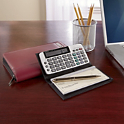 3 memory checkbook calculator
