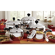 10-Piece 'Portobello' Nonstick Cookware Set