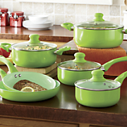ginny s brand 10 pc cookware set