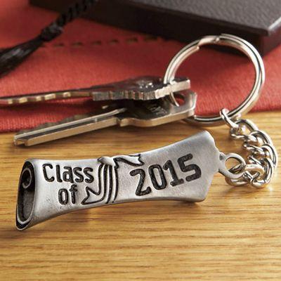 Graduation Keyring