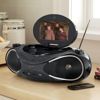 Portable DVD/CD Player