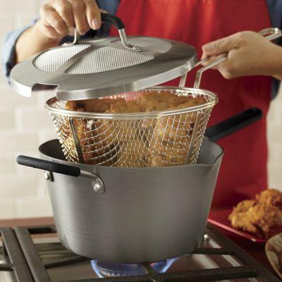Stovetop Deep Fryer Set