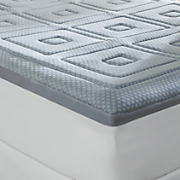 sensorpedic regal cooling foam topper
