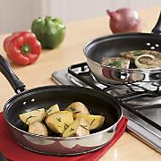 ginny s brand portobello fry pans set of 2