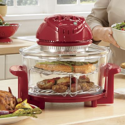 Ginnys Halogen Convection Oven From Montgomery Ward S962597