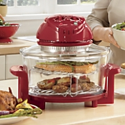 GinnyS Brand Halogen Convection Oven