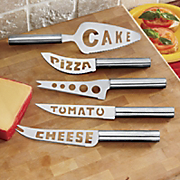 knife set 5 pc