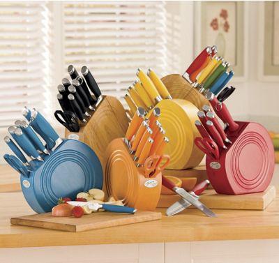11-Piece Fiesta Cutlery Set