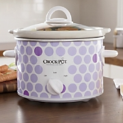 2.5-Qt. Dots Crock...