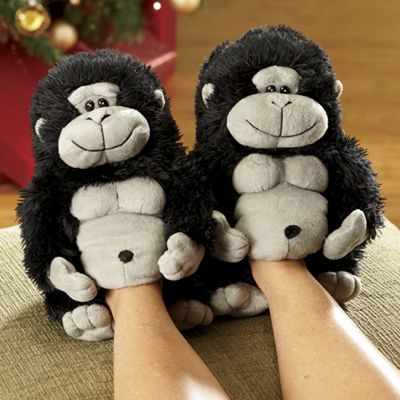 Adult 'Standy Dandy' Slippers