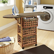 Rolling Ironing Table