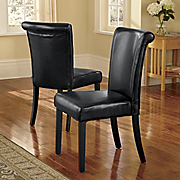 set of two parson chairs