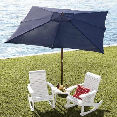 8' 5 Inchsquare Market Umbrella