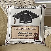 2010 Graduation Pillow