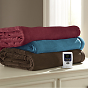 Micro Plush Electric Blanket