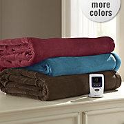 Electric Blanket Micro Plush