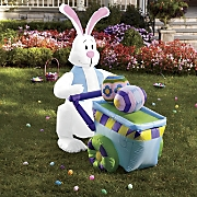 Easter Bunny Blow Up