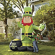 st patrick s inflatable