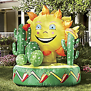 fiesta inflatable