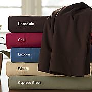 Ginnys Brand Microsmooth Flannel Sheet Set