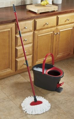 Easy Wring Spin Mop & Bucket System