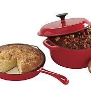 3-Piece Cast Iron Starter Set
