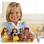 8 Piece Little Princess Set