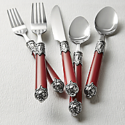 20-Piece Double-Capped Flatware Set