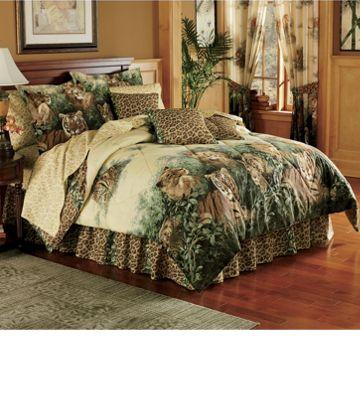 Wildcat Complete Bedding Set