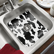 animal sink mat strainer