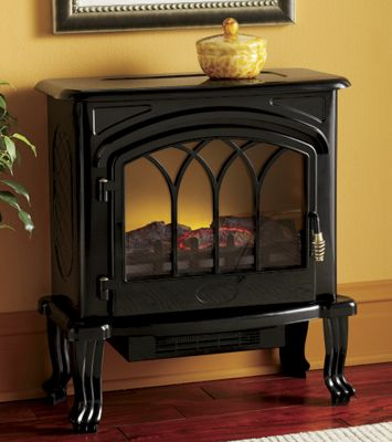 Clawfoot Electric Stove