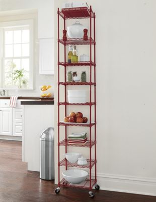 Tall 9 Shelf Pantry From Home At Five Ka64071