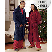 His and Hers Personalized Robes