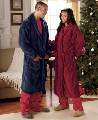 His or Hers Personalized Robes